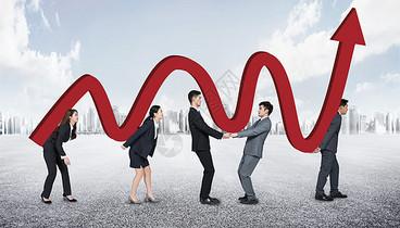 创意商务团队图片