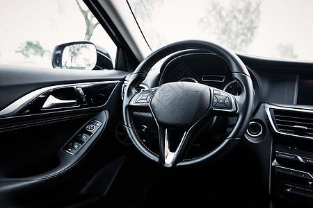 汽车内部细节展示图片