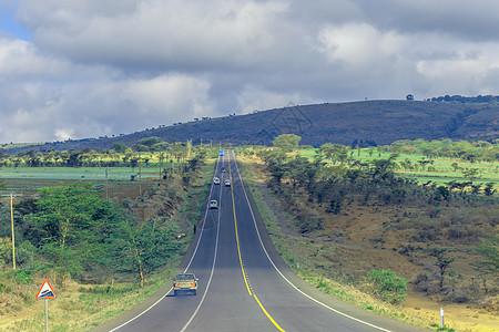 肯尼亚公路图片