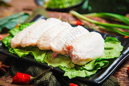 生鲜翅中图片