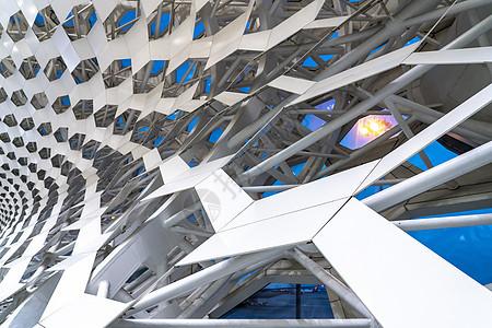 深圳国际机场T3候机大厅图片