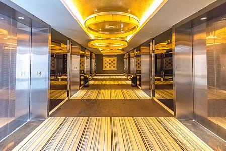 星级酒店走廊图片