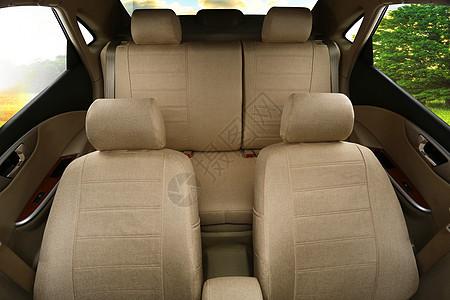 汽车座椅正面图图片