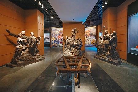 烟台市博物馆抗日战争爱国主义教育图片