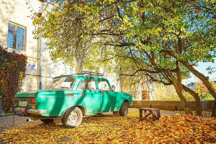 白俄罗斯的秋图片