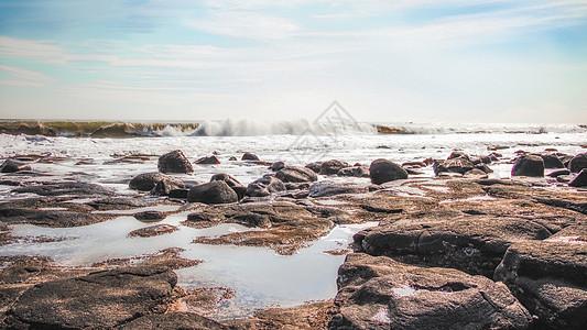 漳州黄金沙滩图片