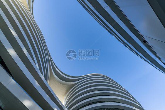 北京银河SOHO图片