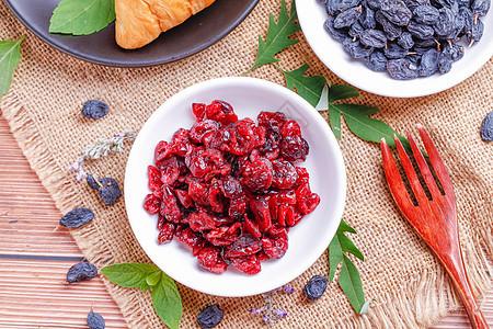 红越莓干图片