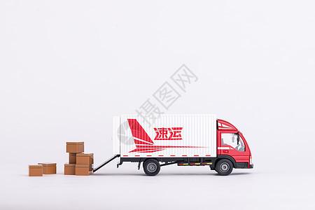货车装卸图片