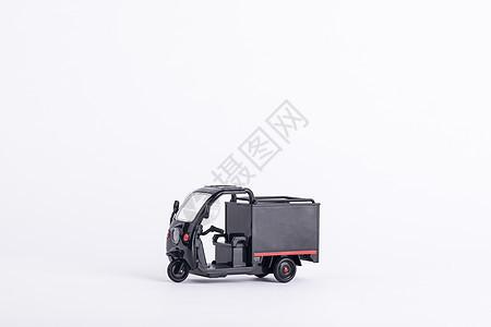 三轮车装卸图片
