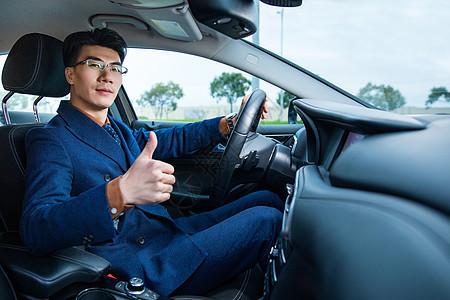 专车司机点赞手势图片