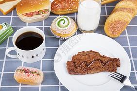 健康早餐图片