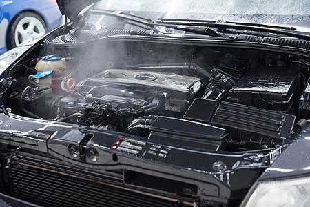 汽车发动机配件图片