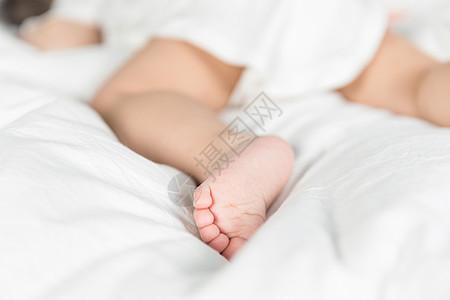 婴儿睡觉图片