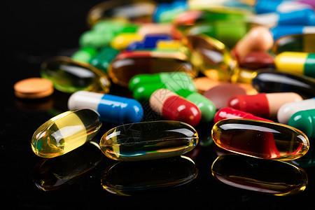 药片保健品图片