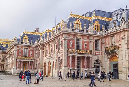 法国凡尔赛宫图片