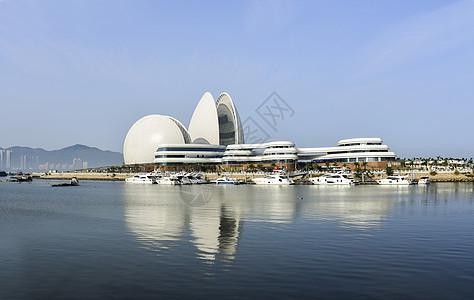 广州珠海大剧院图片