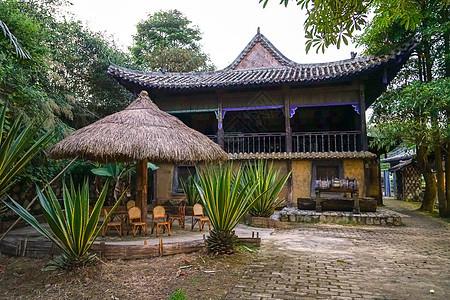 云南西双版纳傣族自治州风光图片