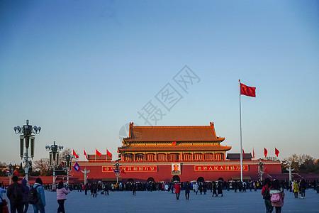 北京天安门广场风光picture