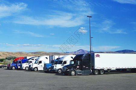美国货车卡车图片