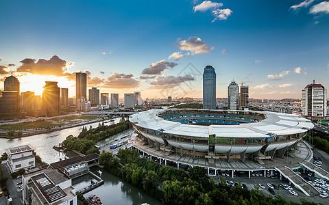 苏州体育馆图片