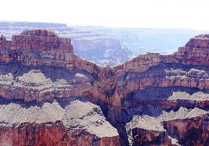 美国西部行科罗拉多大峡谷鹰岩图片