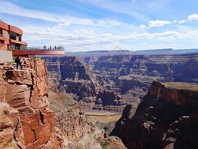 美国西部行科罗拉多大峡谷图片