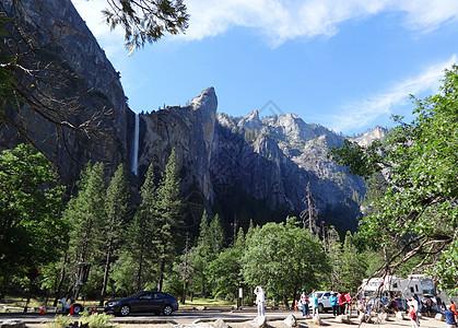 美国西部行优胜美地国家公园图片