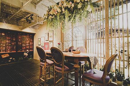 鲜花店精致装饰图片