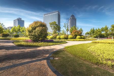 城市绿舟图片