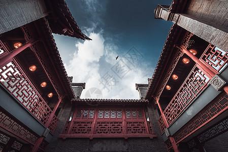 庙湾古城图片