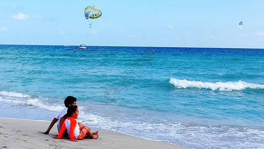 美国迈阿密海滩图片