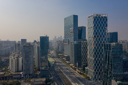 深圳南山区腾讯科技大楼图片