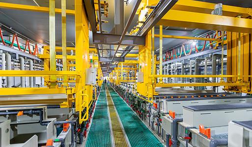 工厂车间图片