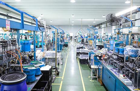 线缆工厂车间图片