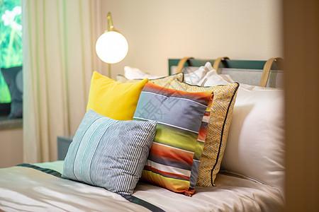 简约小户型卧室图片