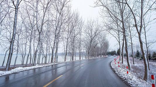 江苏洪泽湖公路图片