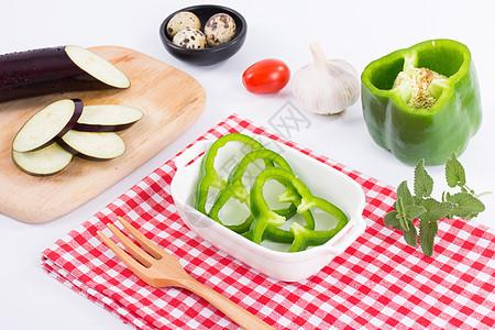蔬菜太空椒图片