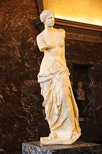 巴黎卢浮宫断臂的维纳斯图片