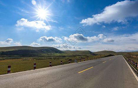 西北环线道路图片