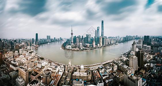 上海外滩全景图片