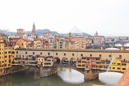 意大利佛罗伦萨老桥图片