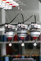 纺织机图片