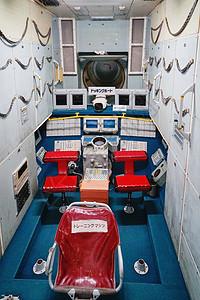太空飞船舱内部图片