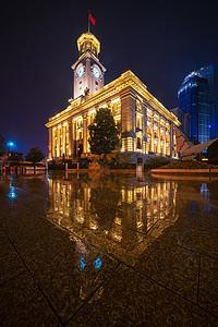 武汉江汉关大楼图片