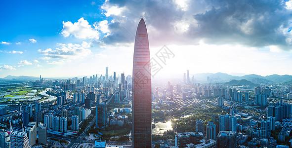 深圳城市建筑图片