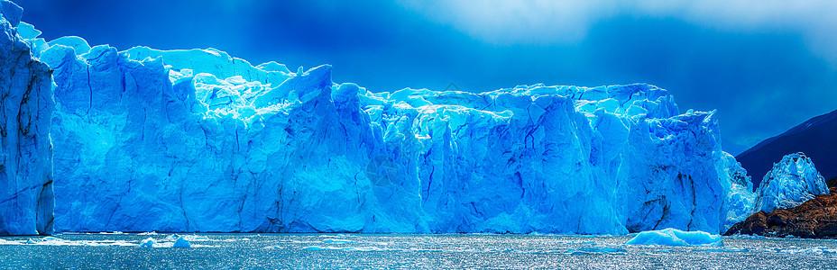莫雷诺冰川图片
