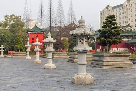 南昌滕王阁广场雕塑图片