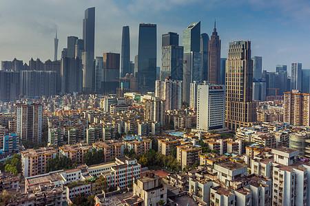 广州城市景观图片
