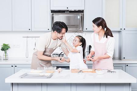 家庭烘焙图片
